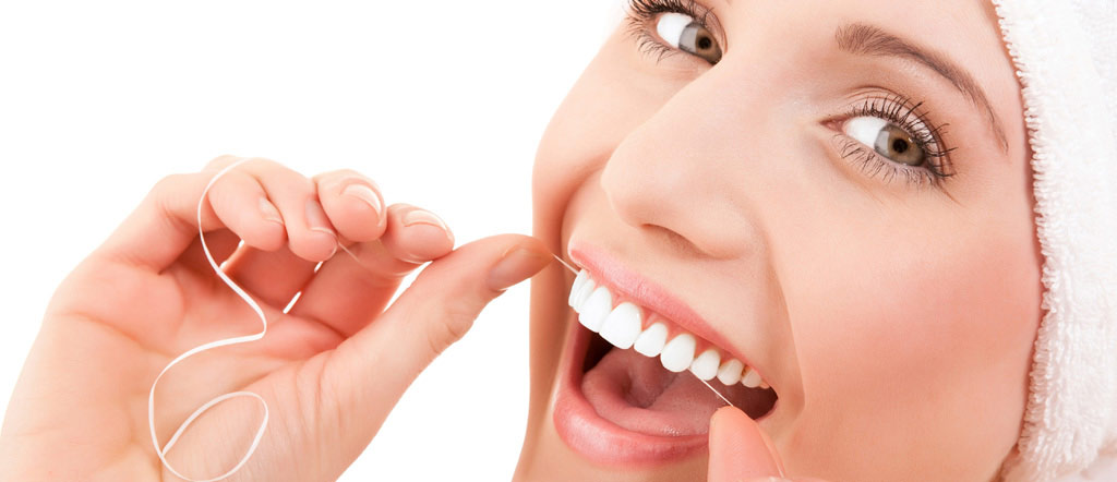 It Is Extremely Important To Use The Dental Floss Daily As Accumulation Of Plaque Leads Caries And Gum Disease